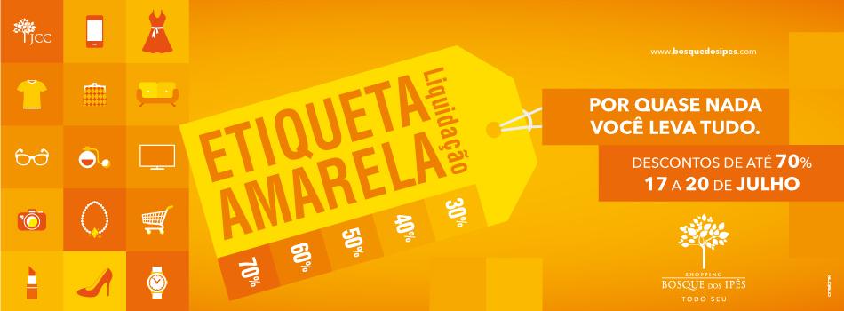 Etiqueta Amarela